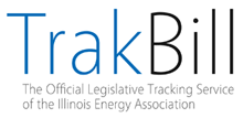 IL Energy Association Trak Bill - Legislative Bill Tracking Software